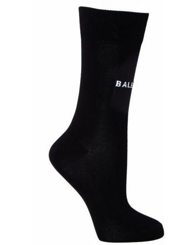 Черные колготки трикотажные Balenciaga