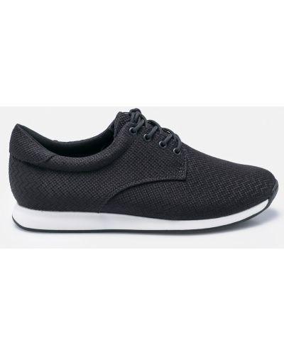 Черные кроссовки Vagabond