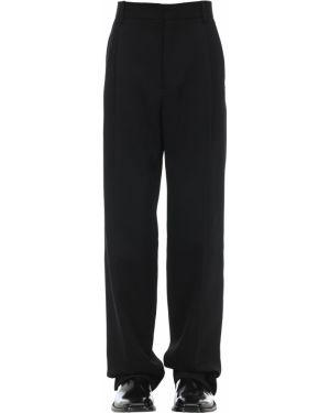 Классические прямые прямые брюки с поясом новогодние Botter