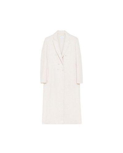 Белое пальто Patrizia Pepe
