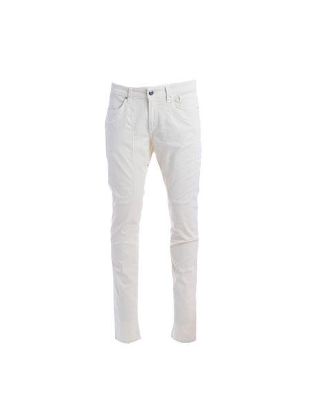 Beżowe mom jeans Jeckerson