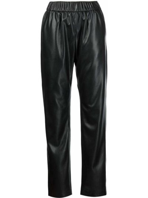 Черные прямые брюки Anine Bing