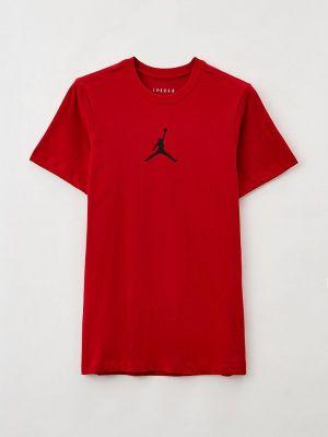 Спортивная футболка - красная Jordan