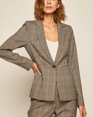 Классический пиджак для офиса из вискозы Medicine
