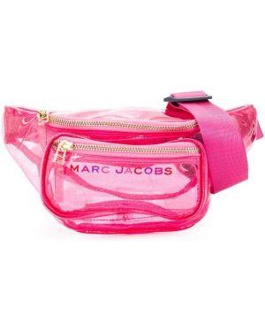 Pasek z brokatem przezroczysty Little Marc Jacobs