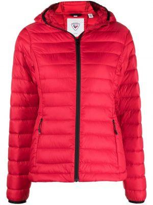 Красная куртка Rossignol