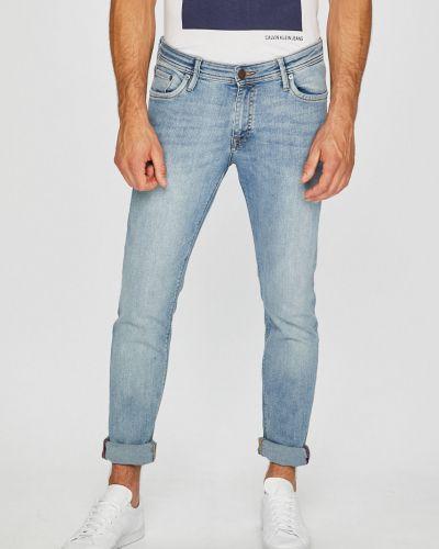 Синие джинсы Jack & Jones