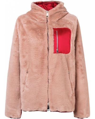Розовая куртка Giamba