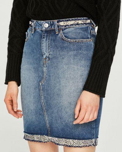 Юбка карандаш мини джинсовая Guess Jeans
