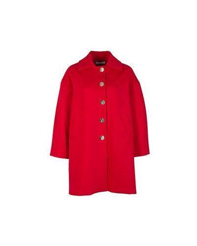 Пальто оверсайз пальто Versace Collection