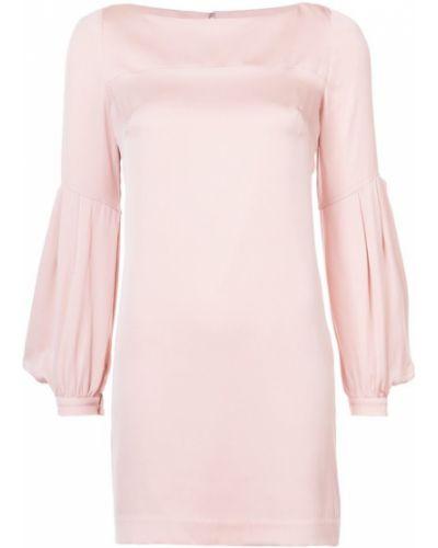 Облегающее платье платье-солнце с длинными рукавами Milly