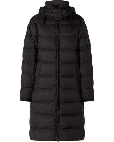Czarny płaszcz pikowany Fuchs Schmitt