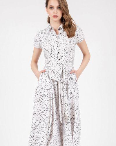 Платье - белое Grey Cat