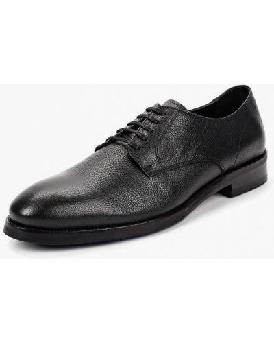 Туфли черные турецкие Gt Gualtiero