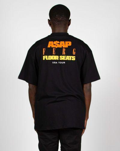 Czarna t-shirt A$ap Ferg By Platformx