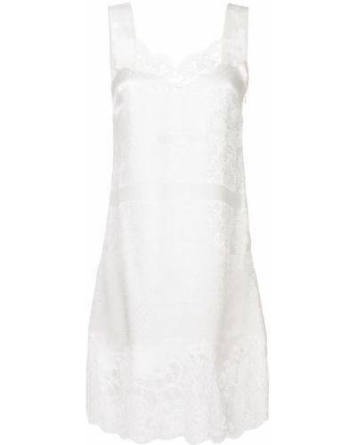 Вечернее платье на бретелях без рукавов Givenchy