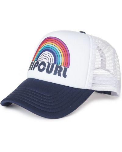 Белая кепка Rip Curl