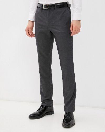 Серые брюки осенние Ostin