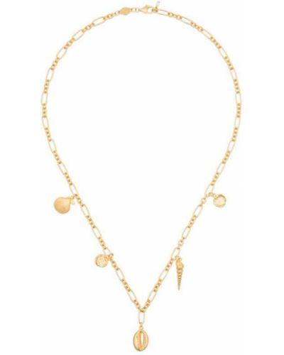 Ожерелье желтый Anni Lu