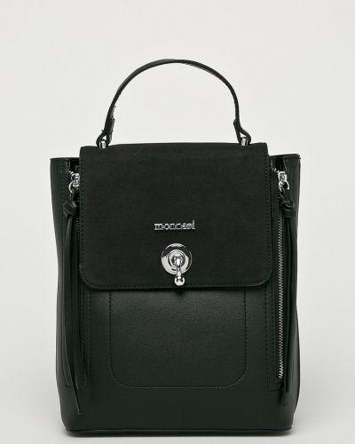 Кожаный рюкзак - черный Monnari
