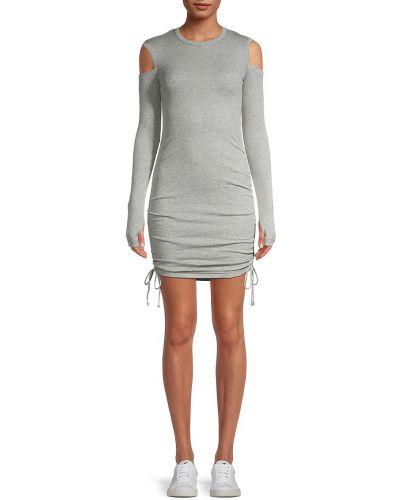 Sukienka midi bawełniana Helmut Lang