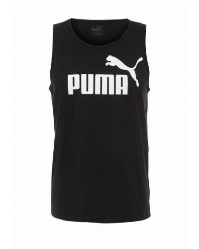Черная майка Puma