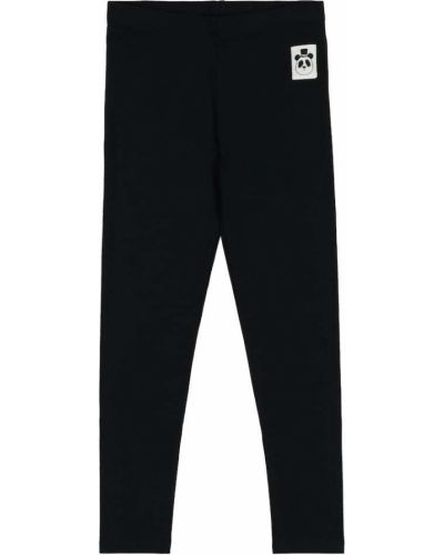 Czarne legginsy Mini Rodini