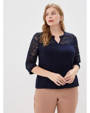 Блузка кружевная с кокеткой Dream World