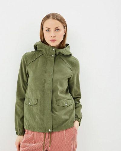 Куртка весенняя зеленая Jacqueline De Yong