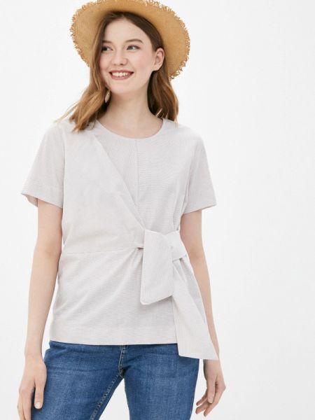 Блузка с коротким рукавом розовая весенний Gerry Weber