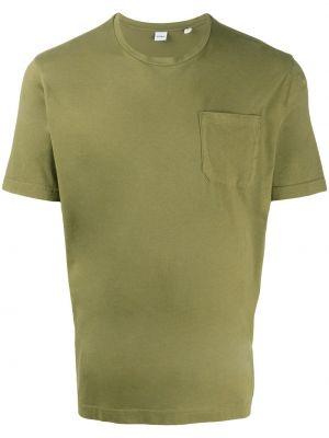 Koszula krótkie z krótkim rękawem wojskowy z kieszeniami Aspesi