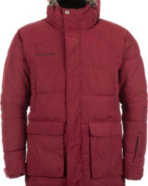 Зимняя куртка с капюшоном горнолыжная Exxtasy