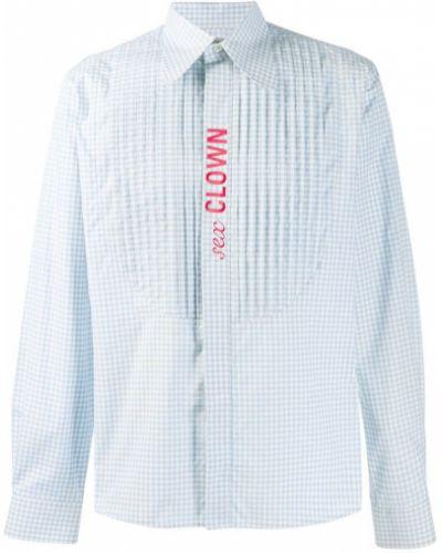 Рубашка винтажная на пуговицах Walter Van Beirendonck Pre-owned