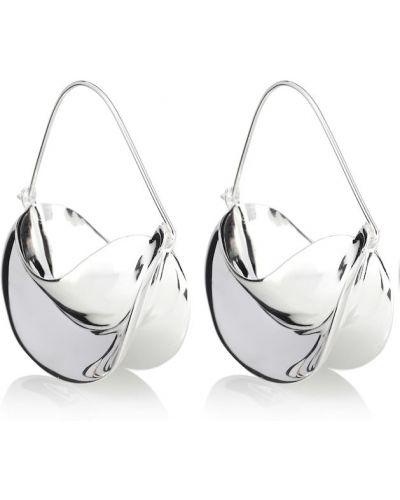 Серебряные серьги-гвоздики Anissa Kermiche