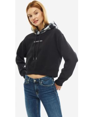 Толстовка с капюшоном Calvin Klein Jeans