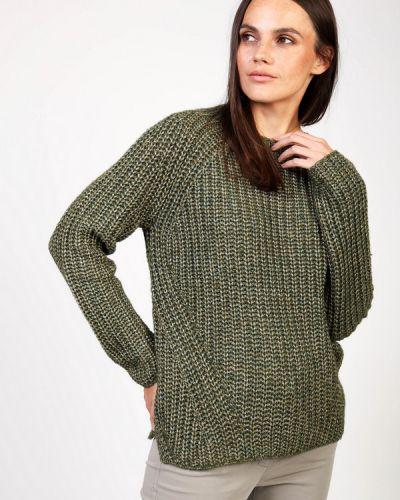 Шерстяной пуловер Luisa Cerano