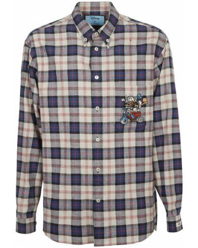 Koszula bawełniana Gucci
