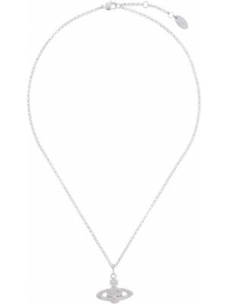Серебряное ожерелье Vivienne Westwood