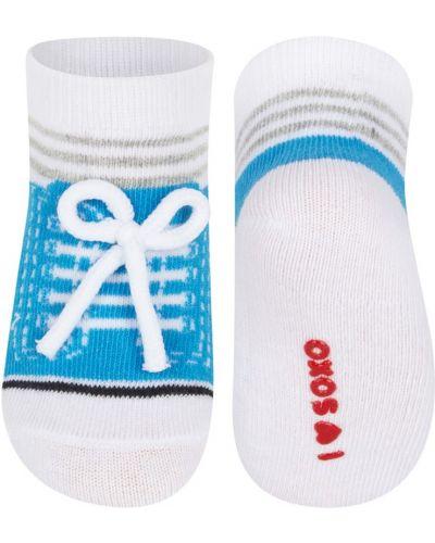 Носки синие Soxo