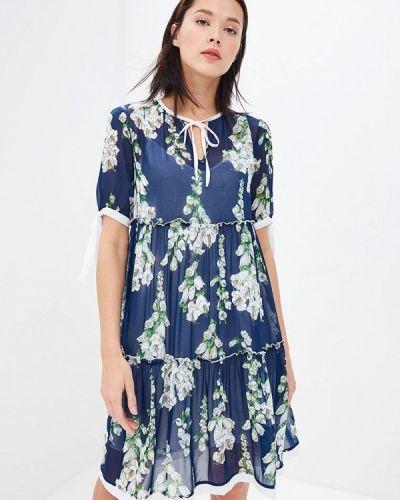 Повседневное платье весеннее итальянский Blugirl Folies