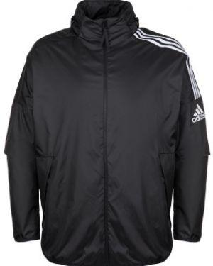 Спортивная куртка флисовая с подкладкой Adidas