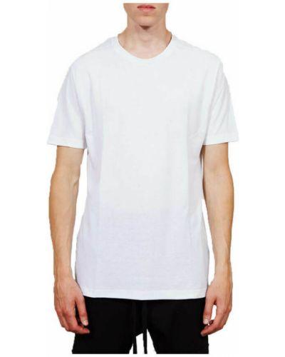 Biały t-shirt Thom Krom