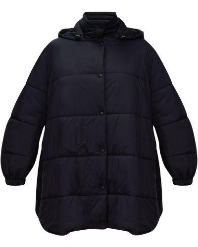 Czarna kurtka pikowana Givenchy