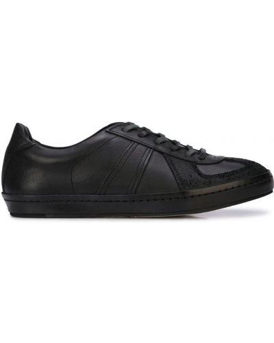 Черные кроссовки на каблуке Hender Scheme