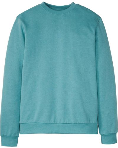Блузка с вырезом круглая в морском стиле Bonprix