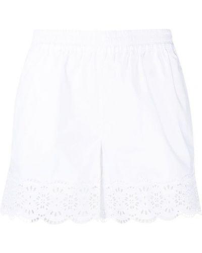 Białe szorty Parosh