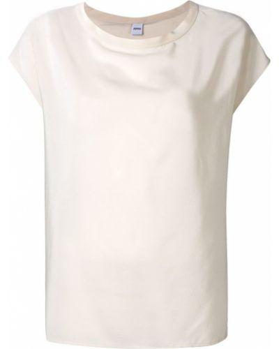 Блузка свободного кроя короткая Aspesi