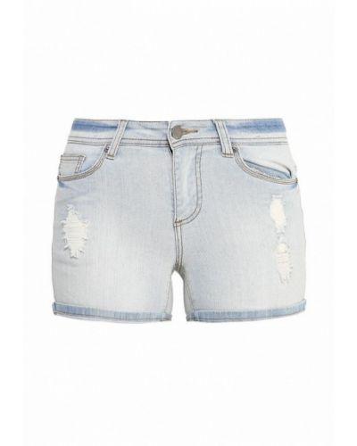 Джинсовые шорты свободные Finn Flare