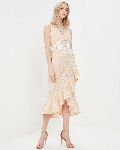 Коктейльное платье декаданс весеннее True Decadence