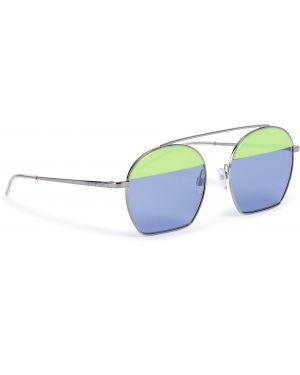 Okulary przeciwsłoneczne dla wzroku fioletowy Emporio Armani